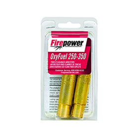 Firepower 250/350 Series Oxy-Fuel Flashback Arrestor -  0656-0008
