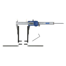 """Fowler 12""""/300mm Drum and Rotor Measuring Kit with Xtra-Value Cal Electronic Caliper - 74-101-777"""