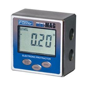 Fowler Mini Mag Protractor - 74-422-450-1
