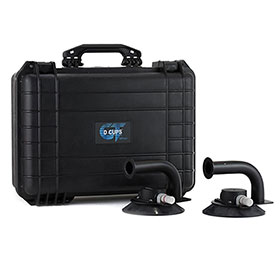 Glass Technology D-Cups Auto Glass Suction Set - AGSC-ERGO-SYS