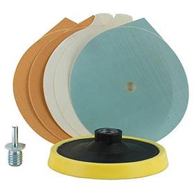 """Glass Technology 5"""" Scratch Magic Standard Kit - DIYSM-5"""