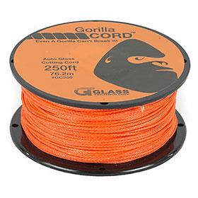 Glass Technology Gorilla Cord Auto Glass Cutting Line 250 ft - GC250