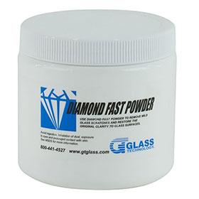 Glass Technology  Diamond Fast Cerium Oxide Powder - 1lb - SRDF