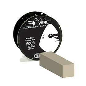 Glass Technology Auto Glass Gorilla Wire 160 ft - AGWGW-160