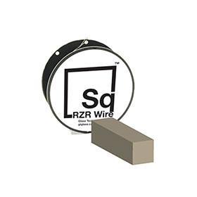 Glass Technology Auto Glass Sq Wire 200 ft - AGWSQ-200