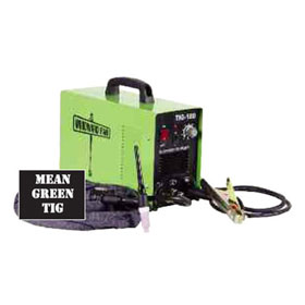 "Woodward Fab Tig Welder ""Mean Green Tig"", 220 Volt Single Phase Electric - TIG-180"