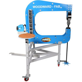Woodward-Fab Professional English Wheel Metal Forming Center - WFEW-CENTER
