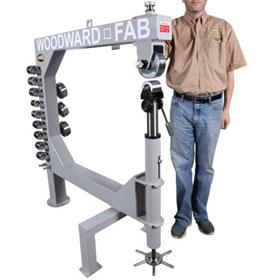 Woodward Fab 43″ English Wheel - WFEW-45T
