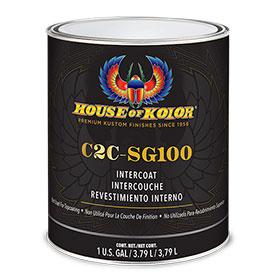 House of Kolor SHIMRIN® Intercoat Clear