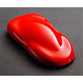 House of Kolor Neon Red Car Paint Quart - NE504Q