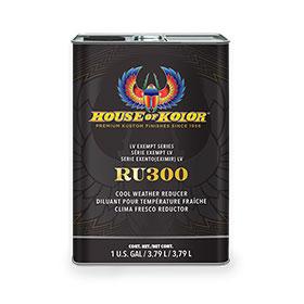 House of Kolor VOC Exempt Reducer for 70-80°F Temps - RU300