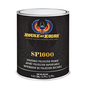 House of Kolor Sprayable Polyester Primer Gallon - SP1600G