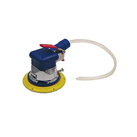 Hutchins MODEL 4500 SERIES Vacuum Assist Random Orbital Sander with 3/32 offset, 6