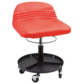 ATD Tools Hydraulic Tractor Style Seat Creeper