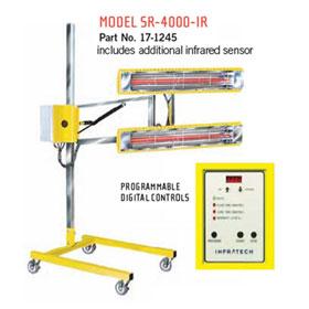 Infratech SR-4000 Short Wave Curing System w/ Infrared Sensor - 17-1245