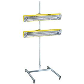 Infratech Quartz Dual Curing Lamp - SRU-3215