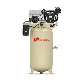 Ingersoll Rand 7.5HP 80 Gallon Vertical Air Compressor - 2475N7.5-V
