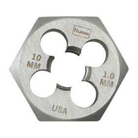 Irwin Hexagon Metric Dies (HCS) - 8568