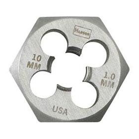 Irwin Industrial Tools Hexagon Metric Dies (HCS) - 8568
