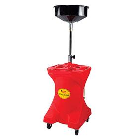 John Dow Industries 27-Gallon Poly Oil Drain - JDI-27GFD