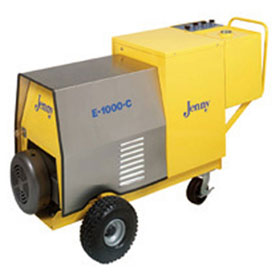 Steam Jenny Electric 1250 PSI at 2.3 GPM Pressure Washer/40 GPH Steam Cleaner, 230V - 3 Phase - E-1000-C