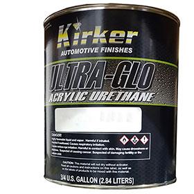 Kirker Ultra-Glo Acrylic Urethane - Black - UA-70330