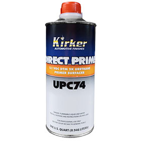 Kirker Direct Prime Activator, Quart - UPC74