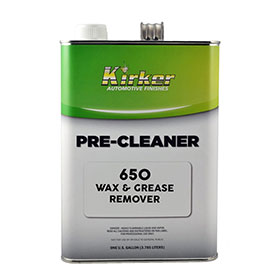 Kirker Wax & Grease Remover - 650