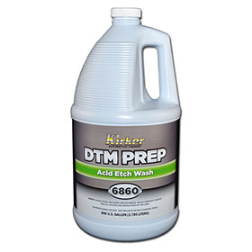 Kirker DTM Prep Acid Etch Wash - 6860