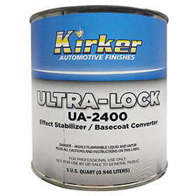 Kirker Ultra-Lock Metallic Control Additive/Basecoat Converter - UA 2400