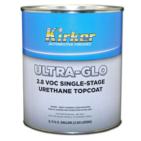Kirker Ultra-Glo Ultimate Jet Black Car Paint - UA-70333