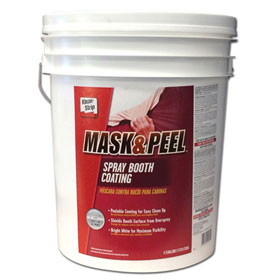 Klean-Strip Mask & Peel Spray Booth Coating - CMP229