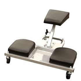 Keysco Knee Saver Work Seat w/ Tray
