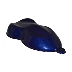 Kirker Black Diamond LVB Royal Blue Pearl Paint - LVB-41092