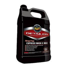 Meguiar's Detailer Rinse-Free Express Wash & Wax - D11501