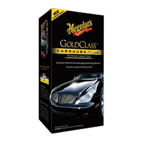 Meguiar's Gold Class Carnauba Plus Liquid Wax, 16oz - G7016