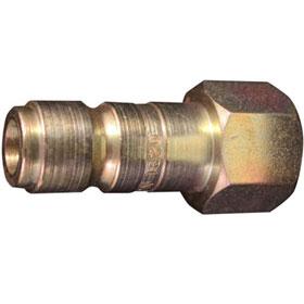 """Milton 3/8"""" FNPT G Style Plug - 1820"""