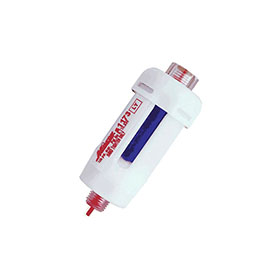 Milton Mini Disposable Air Line Desiccant Filter / Dryer - S1173