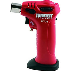 Master Appliance Butane-Powered Microtorch - MT70