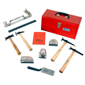 Martin 12 Piece Body & Fender Repair Tool Set