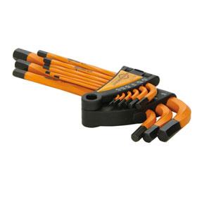 Mayhew 9 Pc. MayhewSelect™ SAE Twisted Hex Key Set - 45052