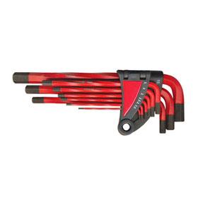 Mayhew 9 Pc. MayhewSelect™ Metric Twisted Hex Key Set - 45053