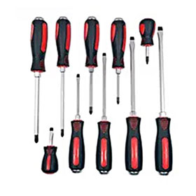 Mayhew 10 Pc. Capped End Screwdriver Set - 66306