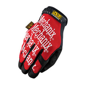Mechanix Wear The Original All Purpose Gloves, Red