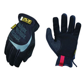 Mechanix Wear FastFit Black Work Gloves, X-Large - MFF05012