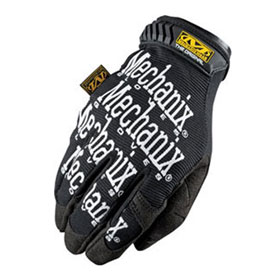 Mechanix Wear The Original All Purpose Gloves, Black, Small - MG05008