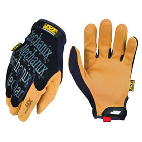 Mechanix Wear Material4X Original® Durability Redefined Gloves, Black
