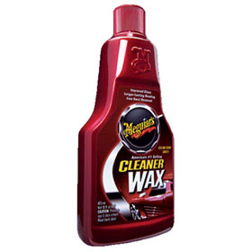 Meguiar's Cleaner/Wax, Liquid, 16oz. - A1216