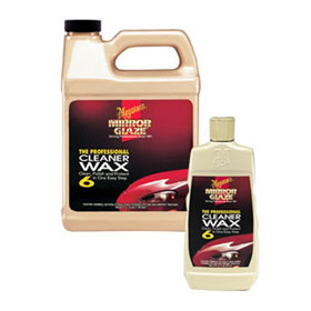 Meguiar's Mirror Glaze Cleaner Wax