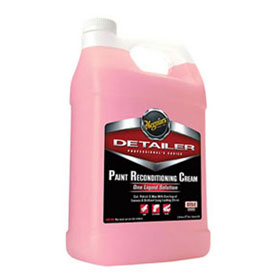 Meguiar's Detailer Paint Reconditioning Cream, Gallon - D15101